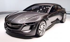 Design Analysis - 2013 Opel-Vauxhall MONZA Is Exotic, Advanced PHEV GT 9