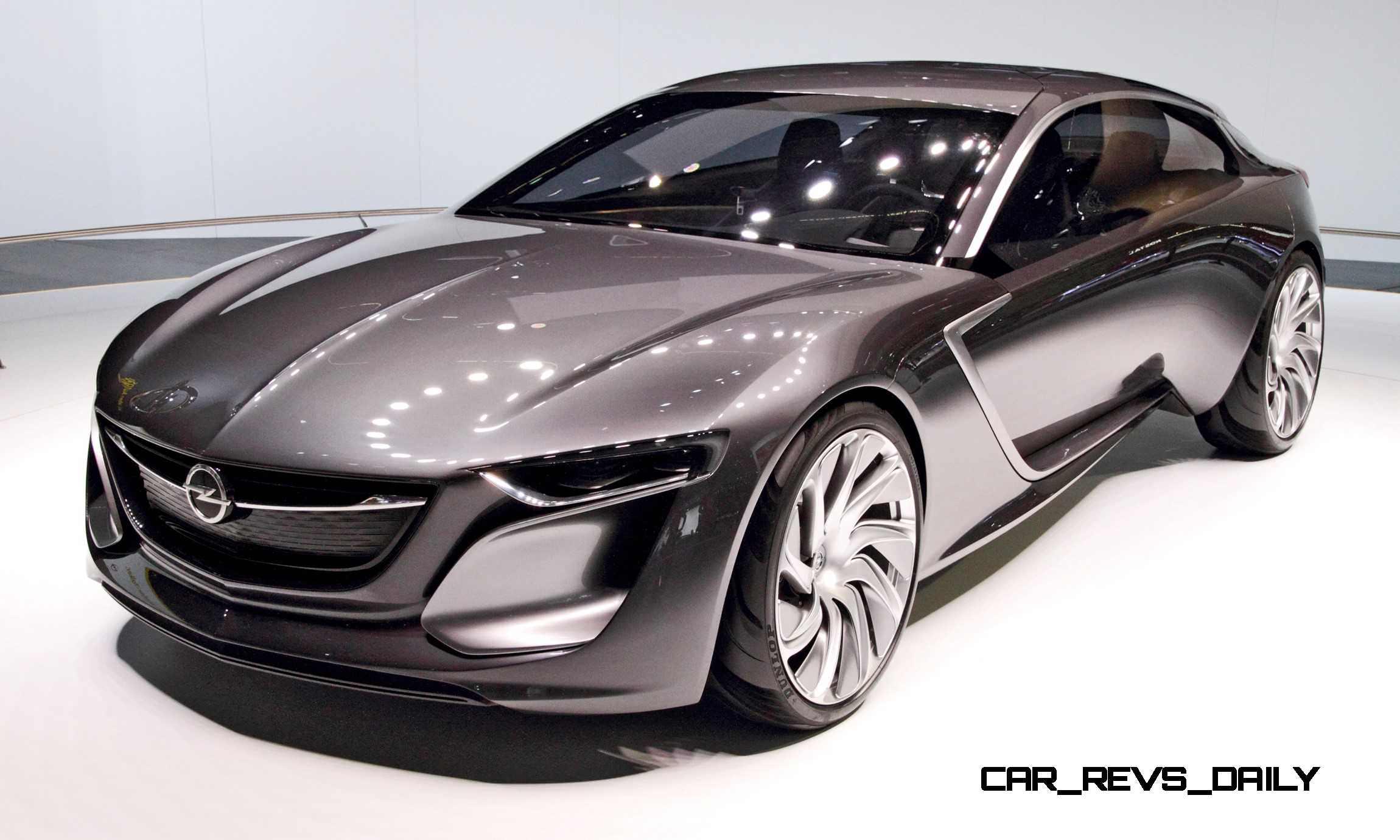 2013 Opel Vauxhall Monza