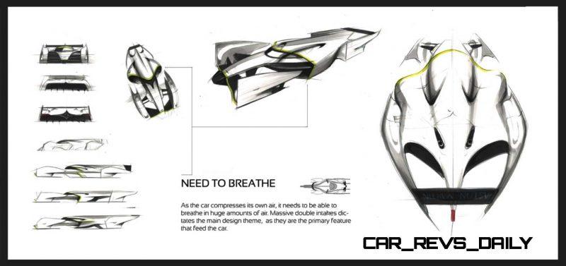 Ege Argüden 2035 Aston Martin AMR-AP LeMans Racer 11
