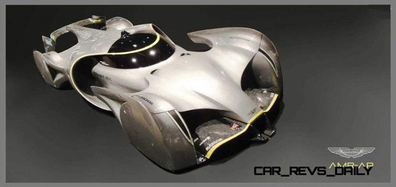Ege Argüden 2035 Aston Martin AMR-AP LeMans Racer 14
