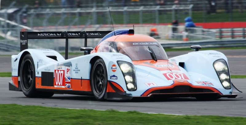 Ege Argüden 2035 Aston Martin AMR-AP LeMans Racer 16
