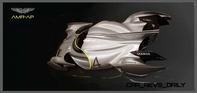 Ege Argüden 2035 Aston Martin AMR-AP LeMans Racer 3