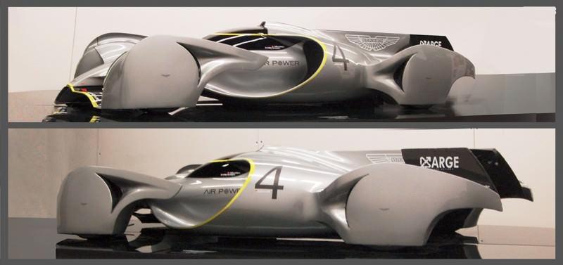 Ege Argüden 2035 Aston Martin AMR-AP LeMans Racer 7