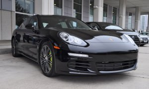 First Drive Review - 2015 Porsche Panamera S E-Hybrid 1