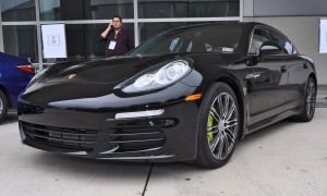 First Drive Review - 2015 Porsche Panamera S E-Hybrid 10