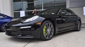 First Drive Review - 2015 Porsche Panamera S E-Hybrid 11