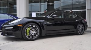 First Drive Review - 2015 Porsche Panamera S E-Hybrid 13