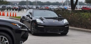 First Drive Review - 2015 Porsche Panamera S E-Hybrid 16