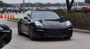 First Drive Review - 2015 Porsche Panamera S E-Hybrid 18
