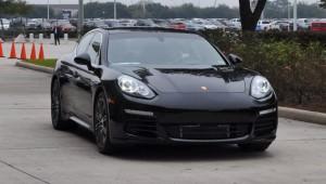 First Drive Review - 2015 Porsche Panamera S E-Hybrid 19