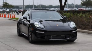 First Drive Review - 2015 Porsche Panamera S E-Hybrid 20