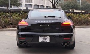 First Drive Review - 2015 Porsche Panamera S E-Hybrid 23