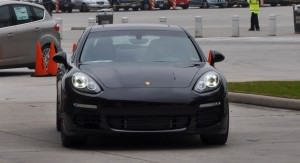 First Drive Review - 2015 Porsche Panamera S E-Hybrid 24