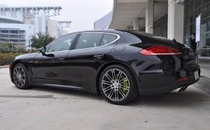 First Drive Review - 2015 Porsche Panamera S E-Hybrid 29