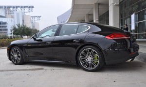 First Drive Review - 2015 Porsche Panamera S E-Hybrid 30