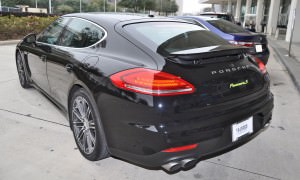 First Drive Review - 2015 Porsche Panamera S E-Hybrid 34