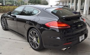 First Drive Review - 2015 Porsche Panamera S E-Hybrid 35