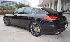 First Drive Review - 2015 Porsche Panamera S E-Hybrid 36