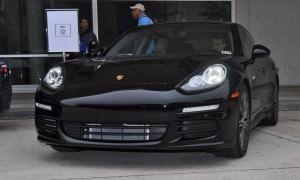 First Drive Review - 2015 Porsche Panamera S E-Hybrid 39