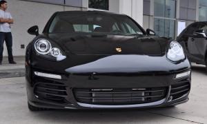 First Drive Review - 2015 Porsche Panamera S E-Hybrid 4