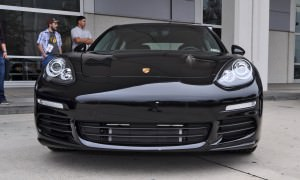 First Drive Review - 2015 Porsche Panamera S E-Hybrid 6