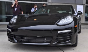 First Drive Review - 2015 Porsche Panamera S E-Hybrid 8
