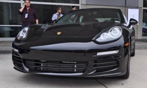 First Drive Review - 2015 Porsche Panamera S E-Hybrid 8