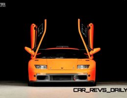 Hypercar Heroes – 1999 Lamborghini Diablo GTR – Restored By Reiter Engineering