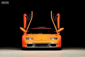 Hypercar Heroes - 1999 Lamborghini Diablo GTR - Restored By Reiter Engineering 22
