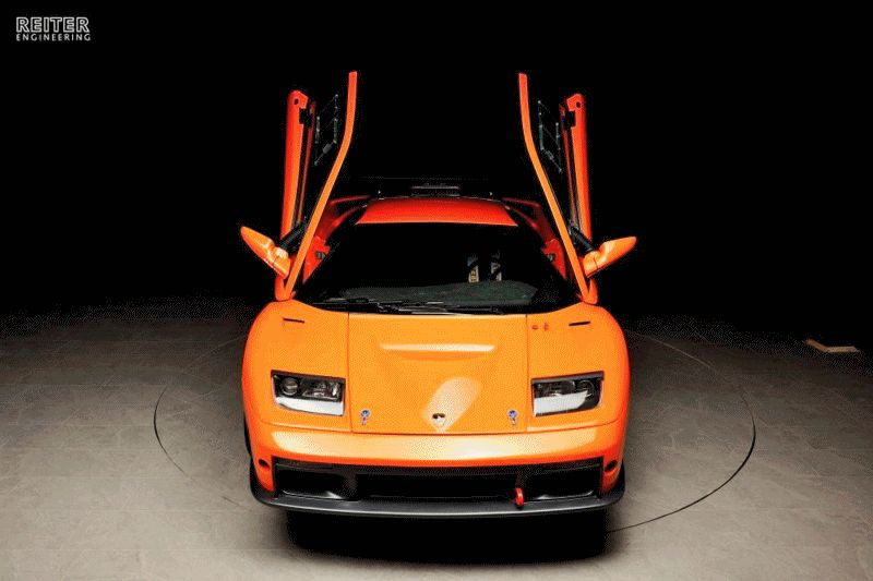 Hypercar Heroes - 1999 Lamborghini Diablo GTR - Restored By Reiter Engineering
