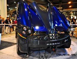 Hypercar Heroes! 2015 Pagani Huayra Up Close and Personal