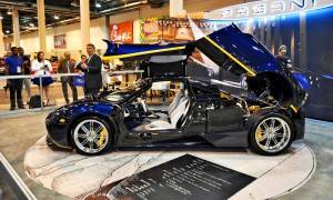 Hypercar Heroes! 2015 Pagani Huayra Up Close and Personal 11