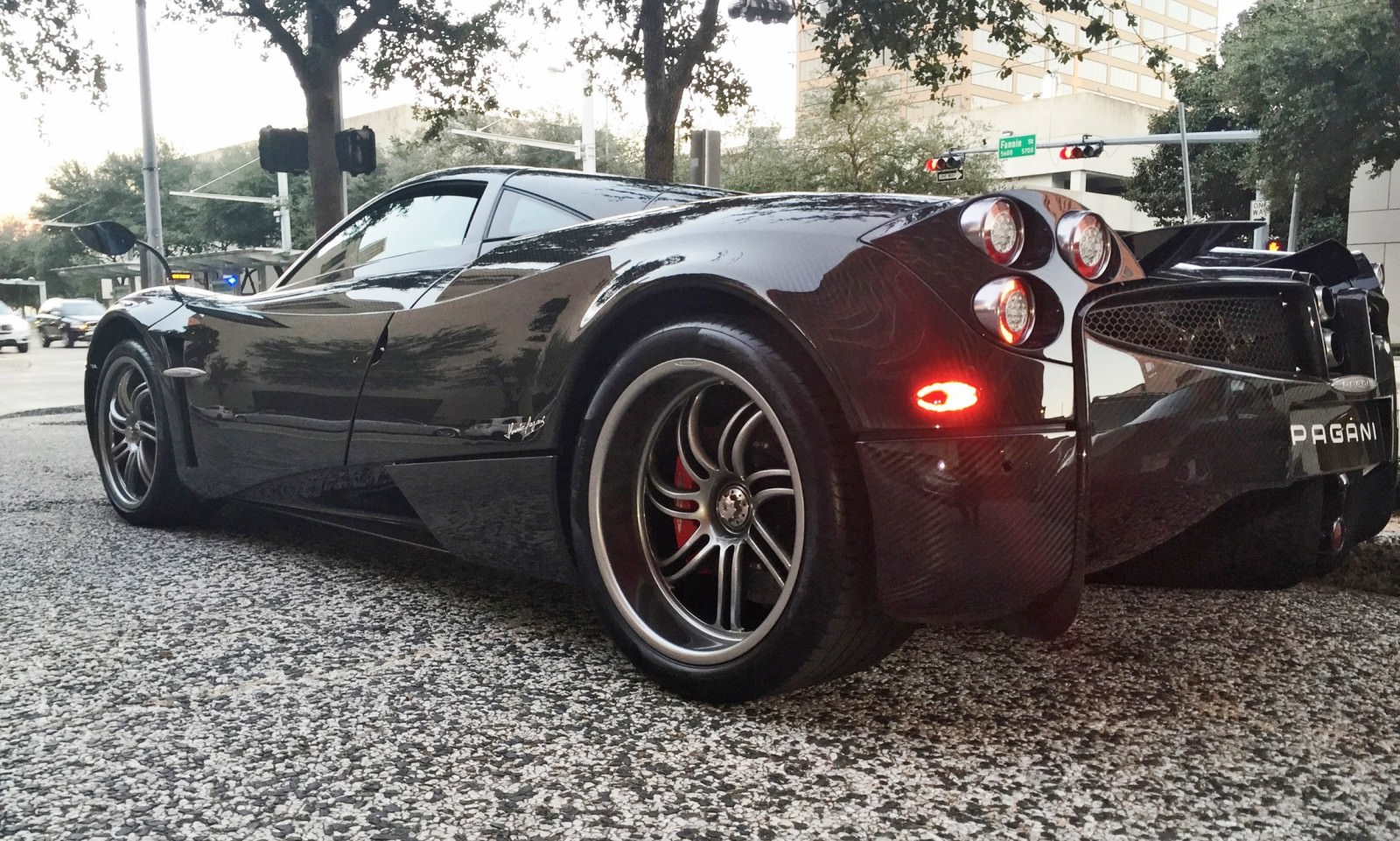 Hypercar Heroes! 2015 Pagani Huayra Up Close and Personal 19