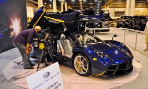 Hypercar Heroes! 2015 Pagani Huayra Up Close and Personal 4