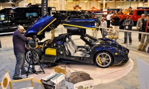 Hypercar Heroes! 2015 Pagani Huayra Up Close and Personal 5