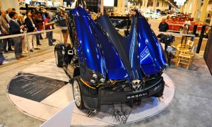Hypercar Heroes! 2015 Pagani Huayra Up Close and Personal 9