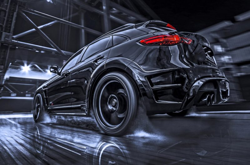 INFINITI QX70 Larte LR3 Widebody from AHG-Sports 4