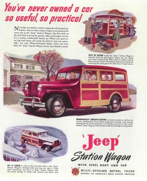 JEEP Heritage and Icons - Mega Gallery in 113 Rare Photos 1