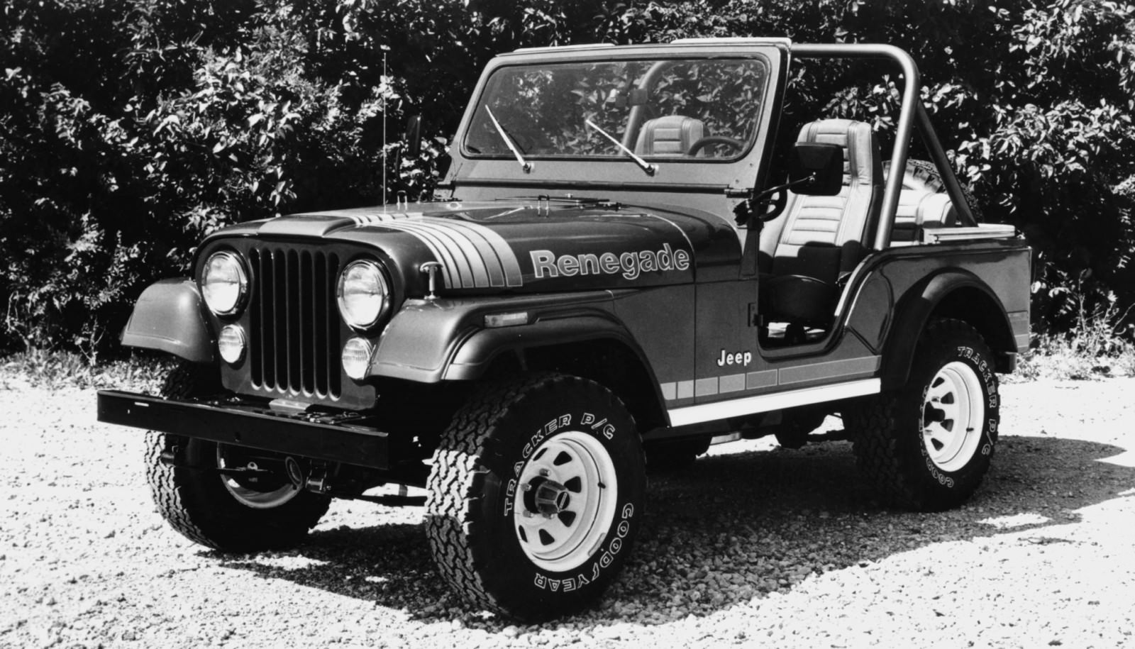 JEEP Heritage and Icons - Mega Gallery in 113 Rare Photos 12