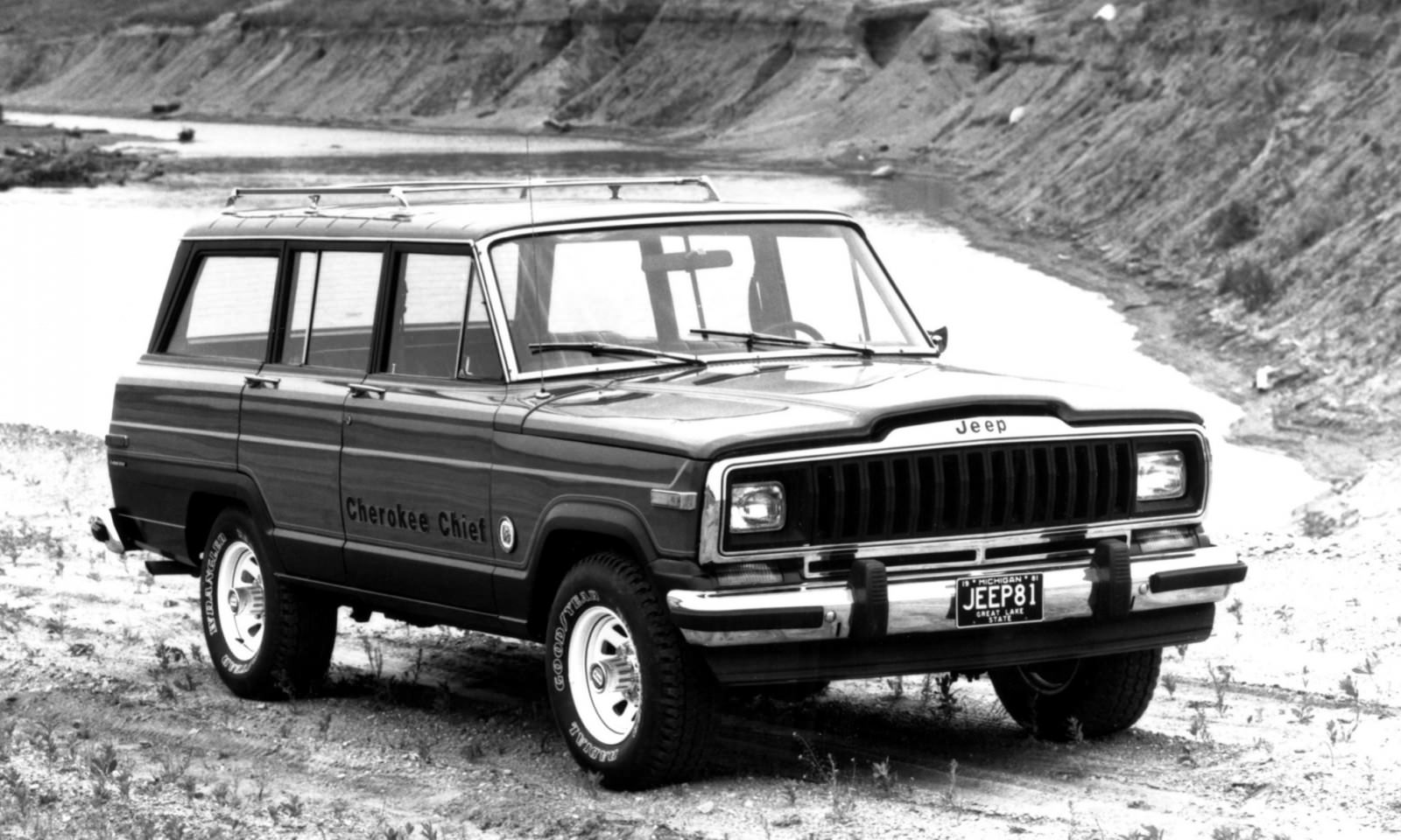 JEEP Heritage and Icons - Mega Gallery in 113 Rare Photos 15
