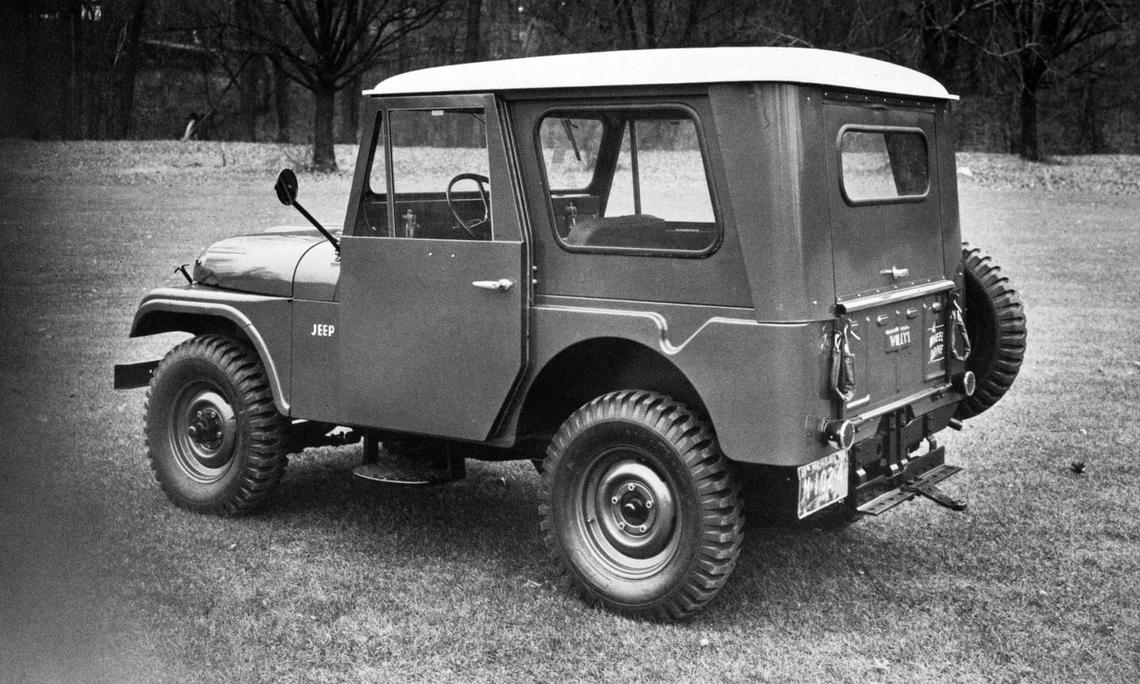 Jeep Heritage And Icons Mega Gallery