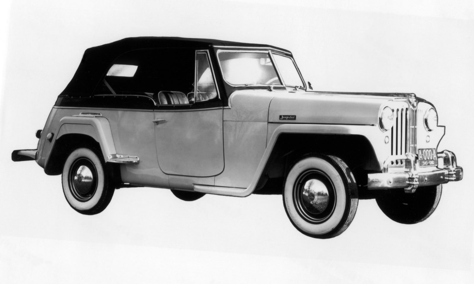 JEEP Heritage and Icons - Mega Gallery in 113 Rare Photos 3