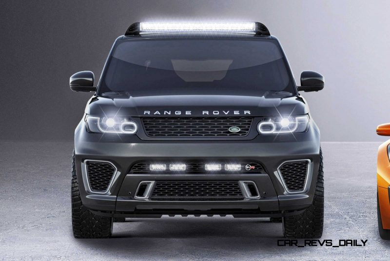 Jaguar Land Rover 007 SPECTRE Cars 2