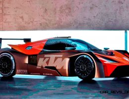 2015 KTM X-Bow GTR Is Reskinned and GT4-Ready To Race via Reiter Engineering