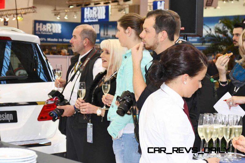 LARTE Design Range Rover Sport WINNER 12