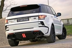 LARTE Design Range Rover Sport WINNER 17