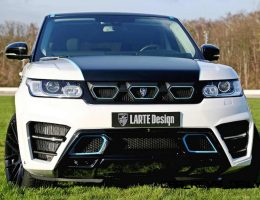 LARTE Design Range Rover Sport WINNER Styling Kit in 26 New Photos