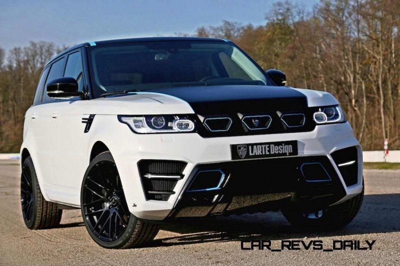 LARTE Design Range Rover Sport WINNER 20