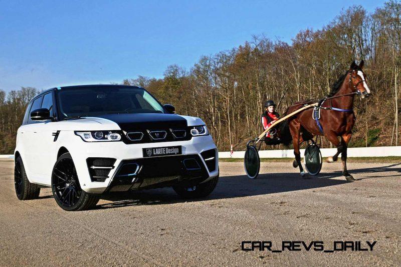 LARTE Design Range Rover Sport WINNER 21