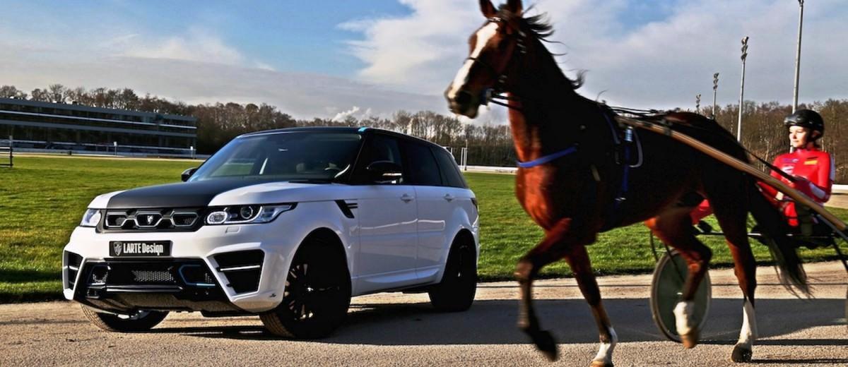 LARTE Design Range Rover Sport WINNER 22